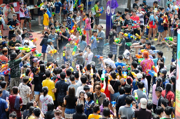 Songkran-Day