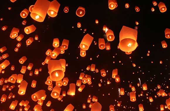 Lantern-Lighting-Chiang-Mai